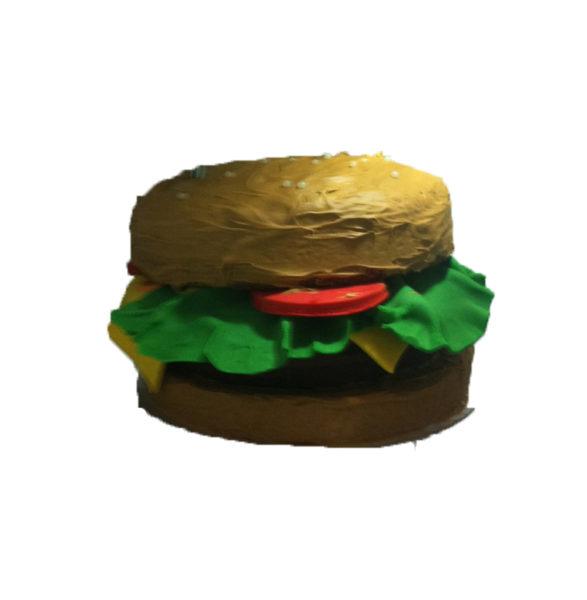 Cheeseburger Birthday