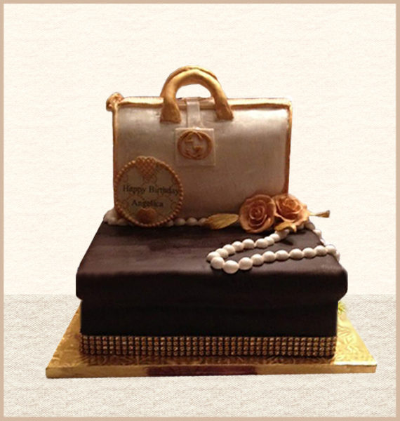 A Handbag Birthday Cake