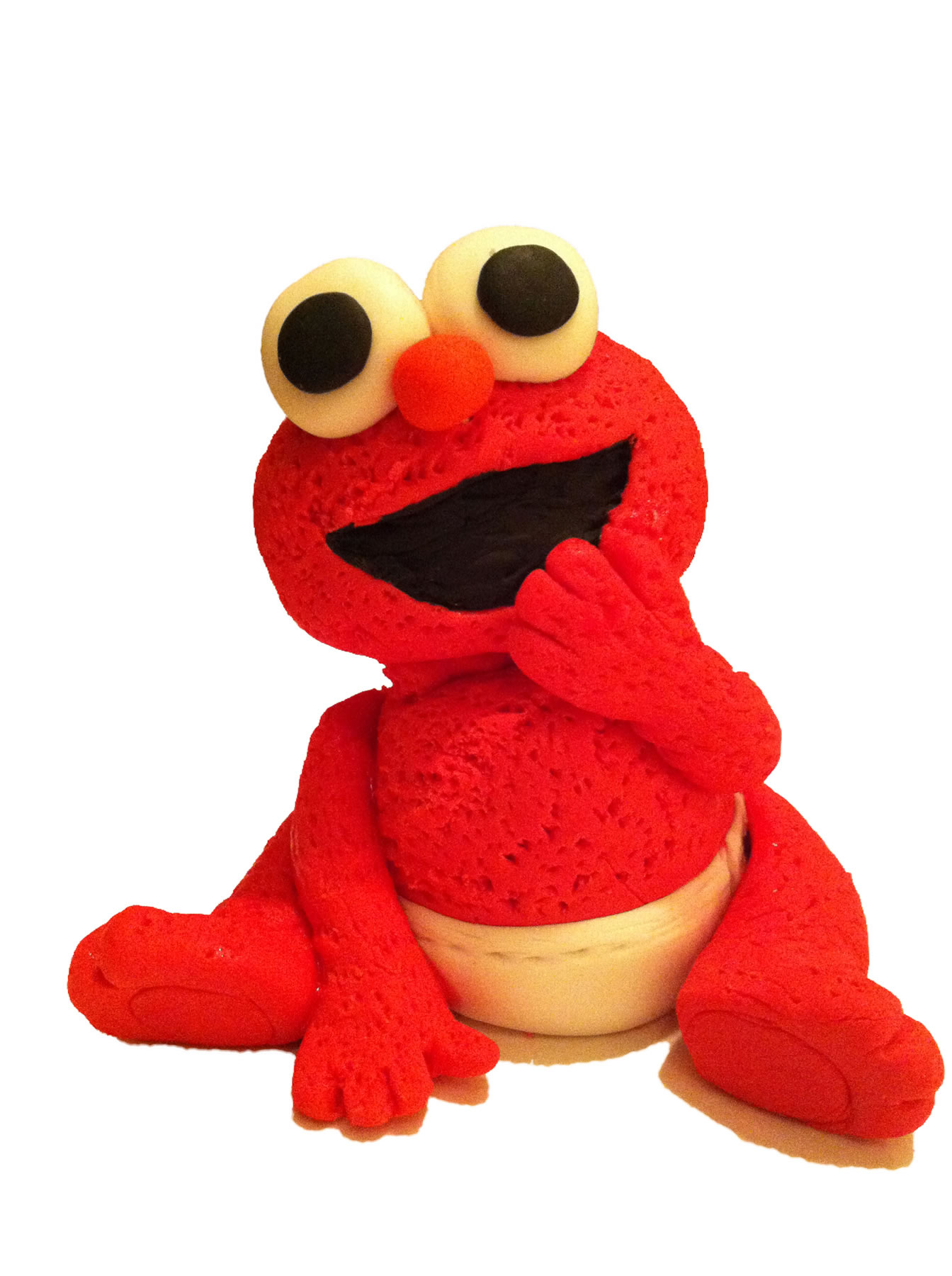elmo template for cake - baby elmo birthday cake maddies cakes