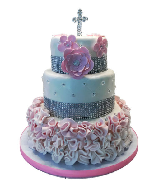 First Communion Celebration Cake New York