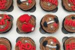 Martial Arts Class cupcakes