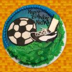 A Soccer Fan's Sports Birthday