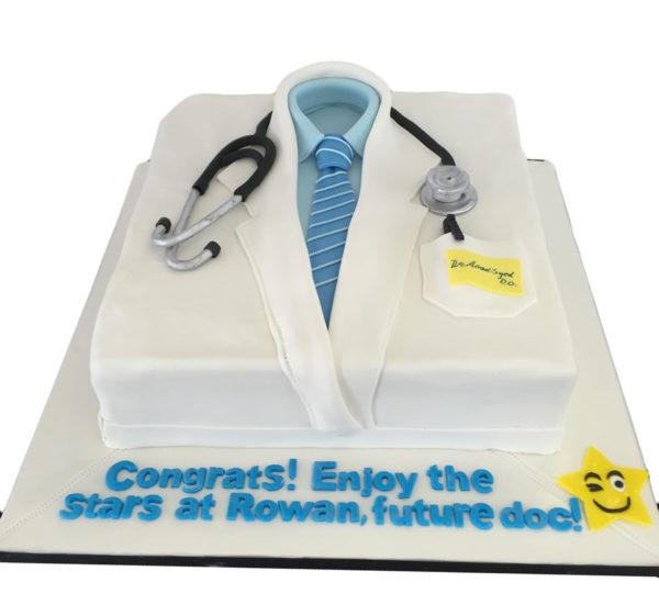 Doctor Shirt Cake New York